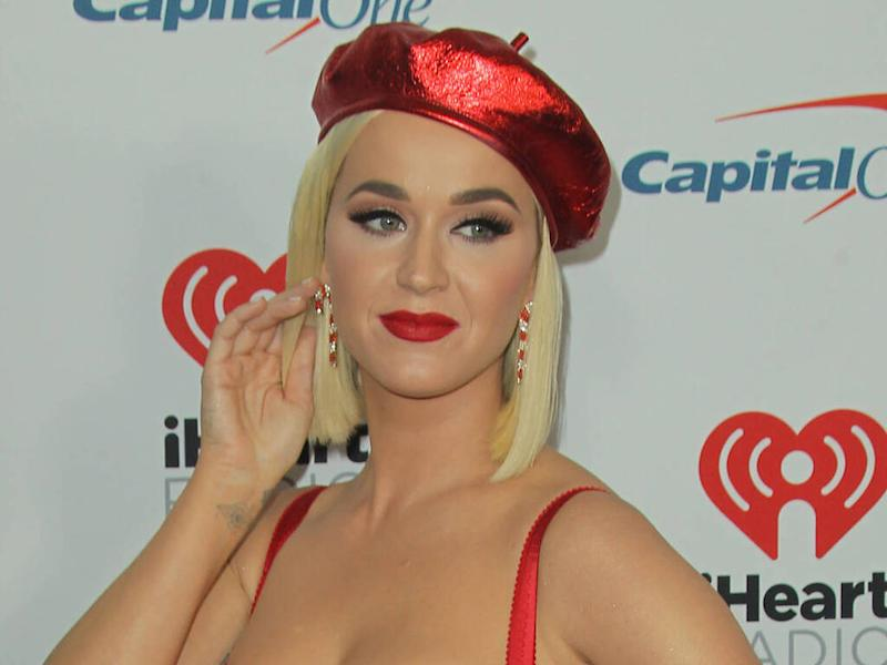 Katy Perry delighted with Taylor Swift's gift to newborn daughter