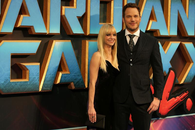 Chris Pratt Ends His Silence on Anna Faris Split
