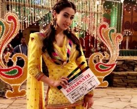 Sara Ali Khan shares rehearsal footage of her first Bollywood song ever