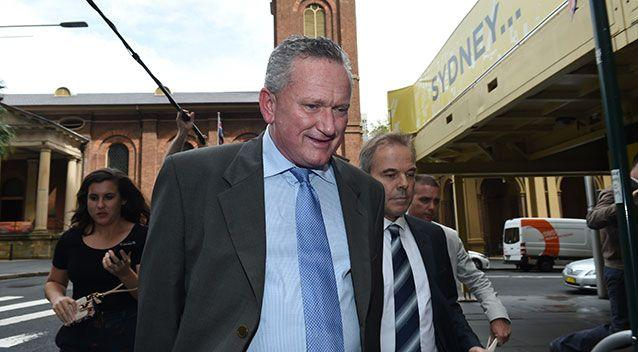 Stephen Dank is alleged to have administered banned peptides to teams including the Essendon Bombers and Cronulla Sharks. Photo: AAP