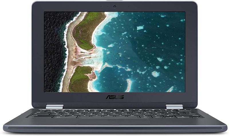 "Asus 11.6"" Chromebook Flip Touchscreen Convertible"