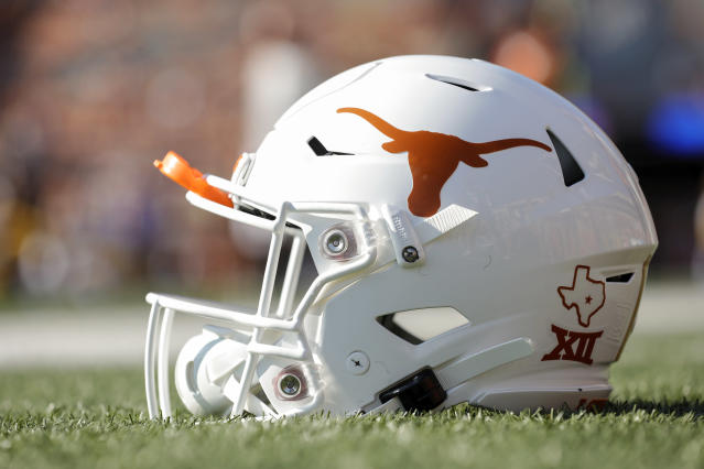 Texas athletes want the school to make changes. (Photo by Tim Warner/Getty Images)