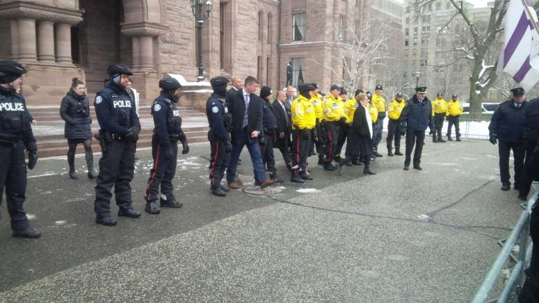 Kathleen Wynne vows to work with Black Lives Matter on SIU review at Queen's Park