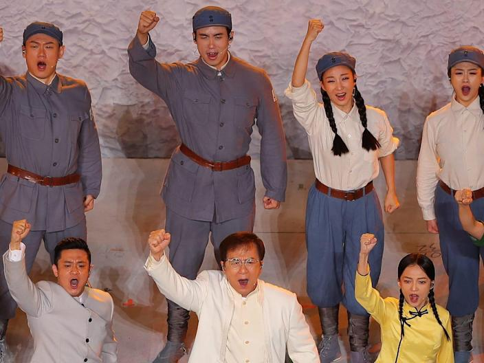 Communist Party Jackie Chan