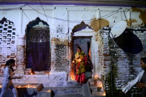 The city's Hindu population, who believe the site is the birthplace of the god Rama, rejoiced after the verdict