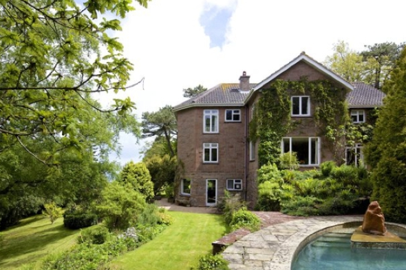 Alan Whicker's luxury Jersey house goes on sale for £5 million