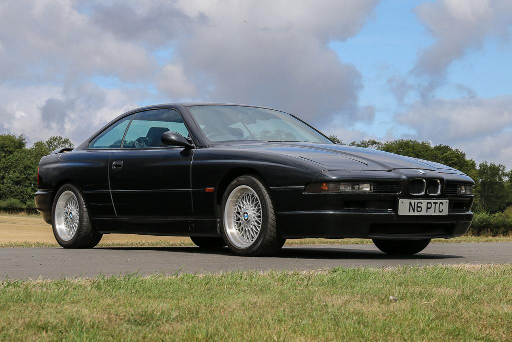 BMW's 8 Series debuted a range of cutting-edge features