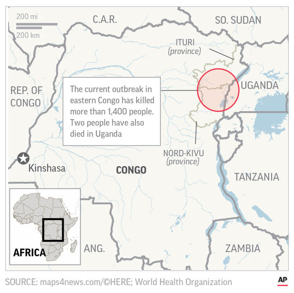 Porous borders could hinder efforts to stem the spread of Ebola.;