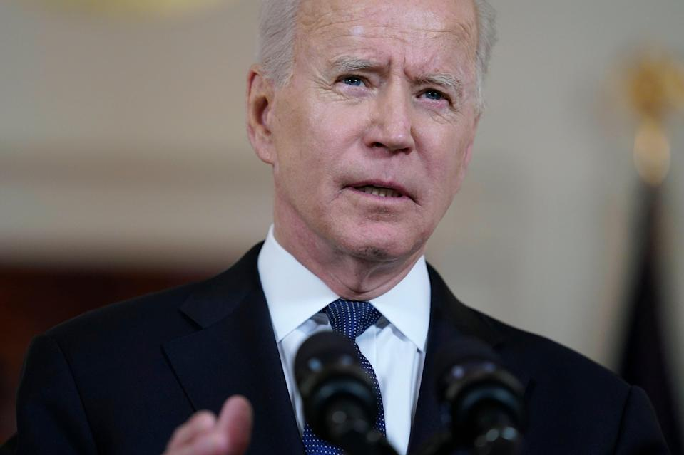 <p>President Joe Biden has asked US intelligence agencies to redouble efforts to investigate the origins of the Covid-19 pandemic</p> (AP)