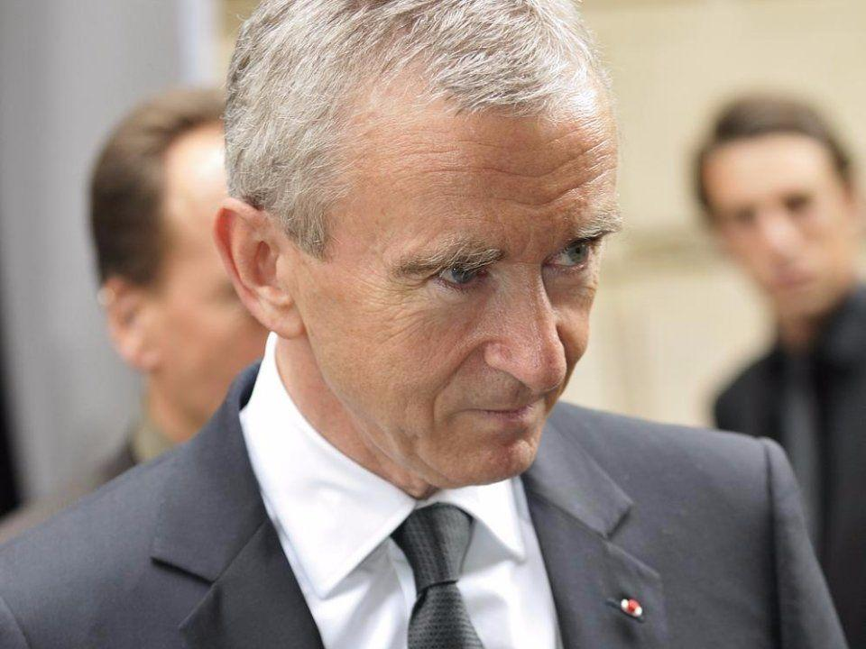 <p>No. 13: Bernard Arnault<br /> Net worth: $40 billion<br /> Age: 67<br /> Country: France<br /> Industry: Luxury goods<br /> Source of wealth: Inheritance/self-made; LVMH<br /> Bernard Arnault's LVMH houses 70 luxury brands from Louis Vuitton to Hennessy to Dom Perignon, all controlled by family parent company Groupe Arnault. By the 1980s and '90s, Arnault, who started out as a civil engineer, had assumed control of the family business and proceeded to buy high-end fashion house Christian Dior, reviving it from the brink of bankruptcy. Like most LVMH brands today, Dior once again thrives as an industry standard bearer, helping the firm haul in a record EUR 37.6 billion ($39.5 billion) in revenue in 2016.<br /> Arnault's wealth has increased by $6.8 billion in the past year. </p>
