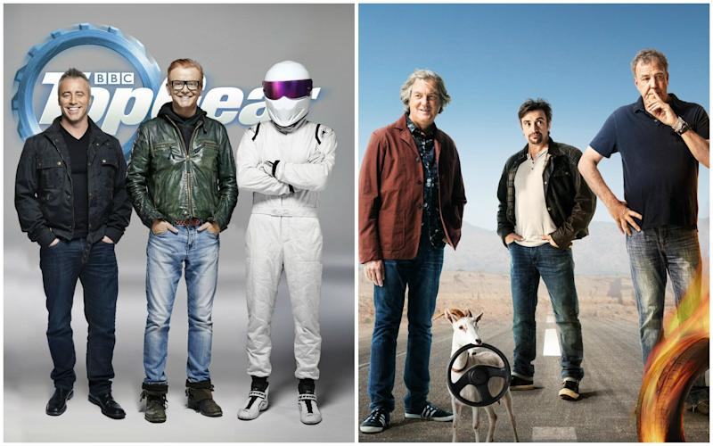 Top Gear The Grand Tour - BBC/Amazon