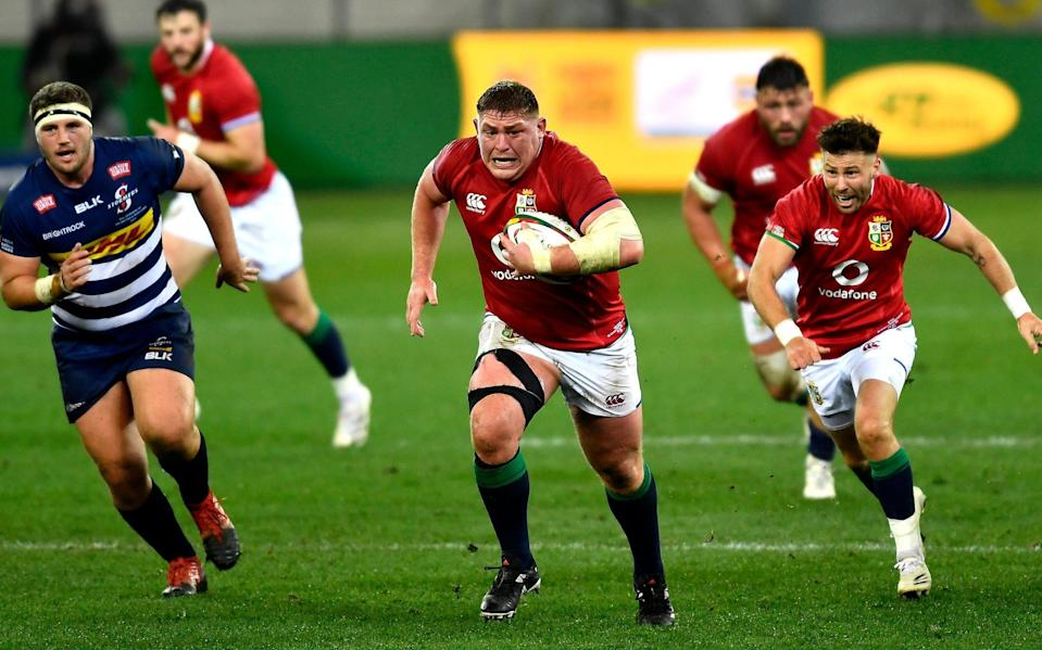 Boost for Lions as all three Tests against South Africa to be played in Cape Town - GETTY IMAGES