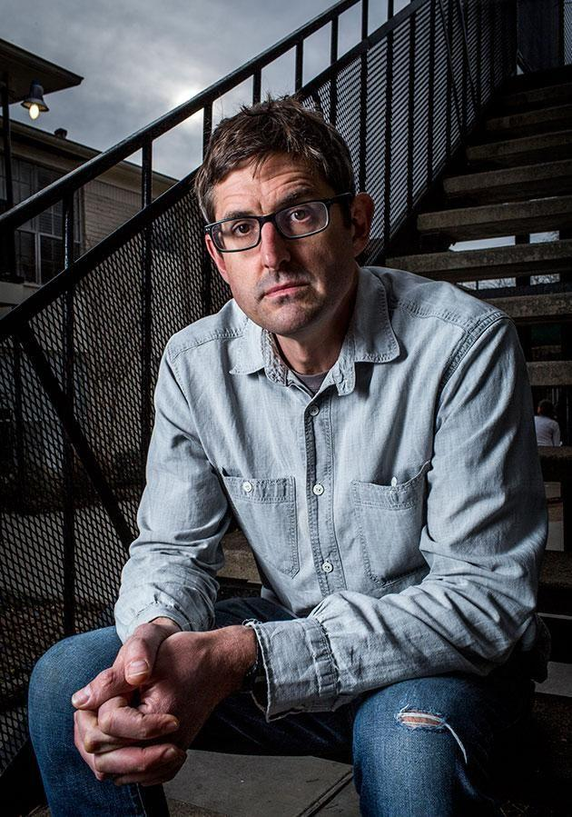 Louis Theroux talks about his new doco which explores sex work in Houston. Source: Supplied