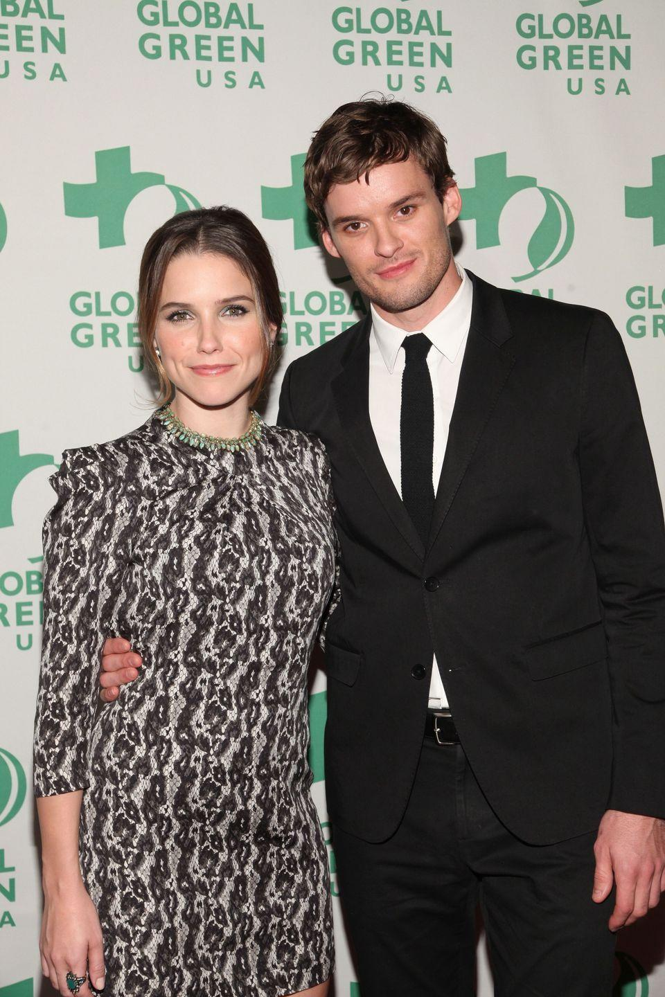 <p>In 2010, Bush and Nichols revealed that they had been dating on and off for four years before Nichols joined the actress's show, <em>One Tree Hill</em>, as her love interest. But in 2012, just as the show was winding down, the pair decided to part ways for good. </p>