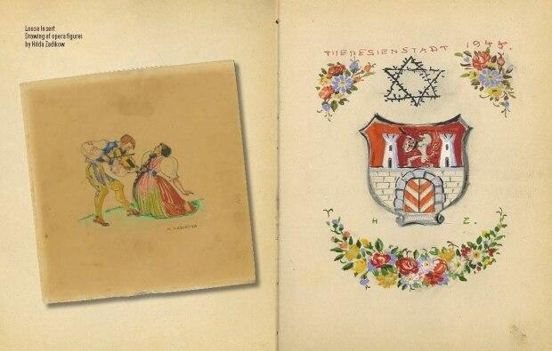 The Theresienstadt Autograph Book