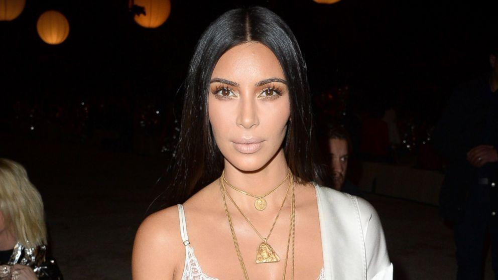Kim Kardashian Details Paris Robbery in Chilling Police Report (ABC News)