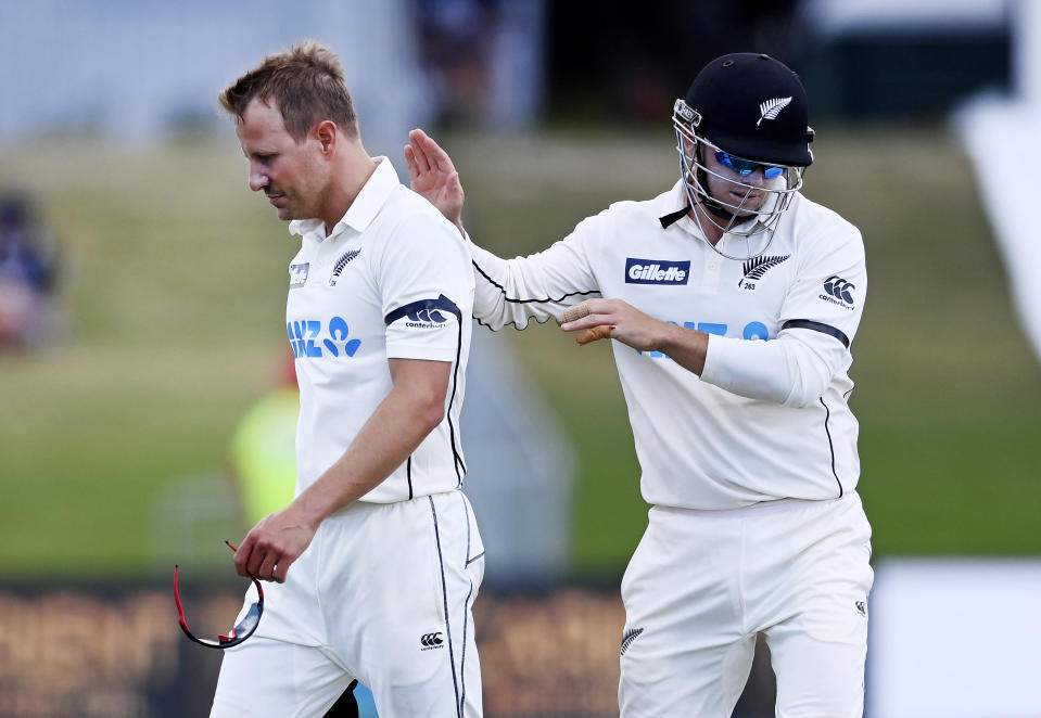 Big Hearted Neil Wagner To Miss 2nd Nz Test Against Pakistan