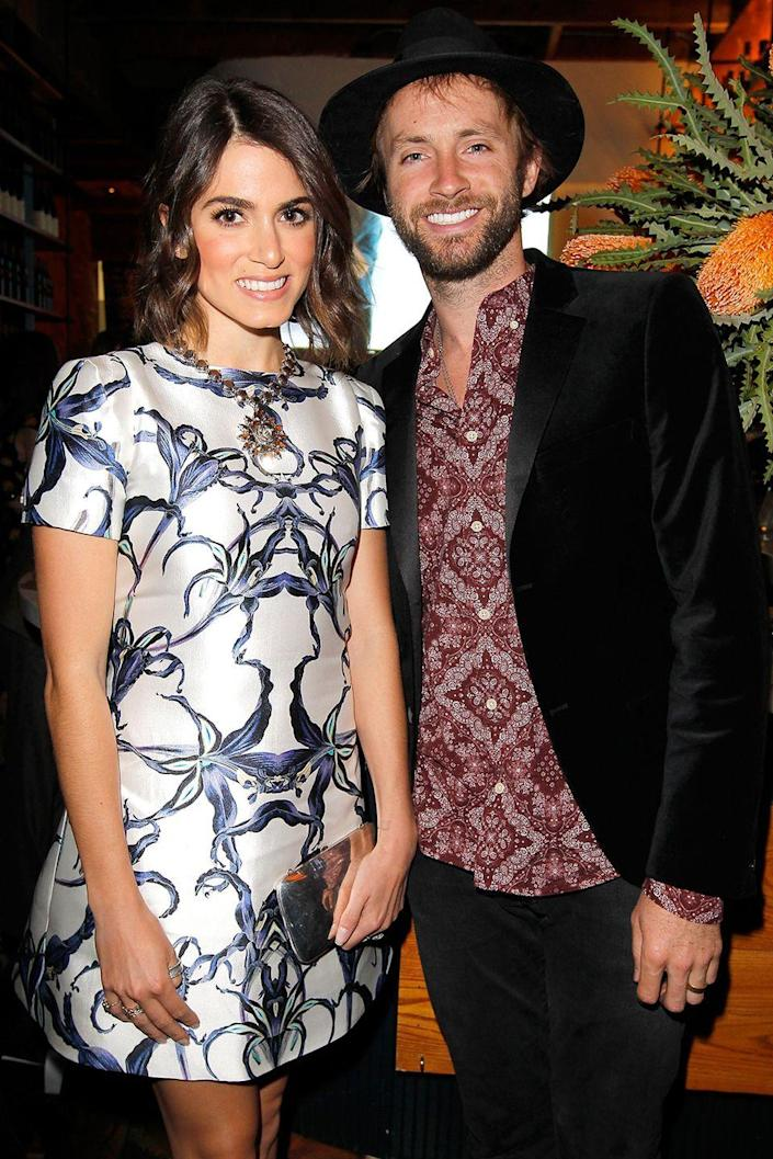 """<p>The<em> Twilight</em> star appears twice on this list! She was engaged to <em>American Idol</em> contestant Paul (yeah…Paul who?) after a <a class=""""link rapid-noclick-resp"""" href=""""https://abc7.com/archive/8172546/"""" rel=""""nofollow noopener"""" target=""""_blank"""" data-ylk=""""slk:few months of dating"""">few months of dating</a>.</p>"""