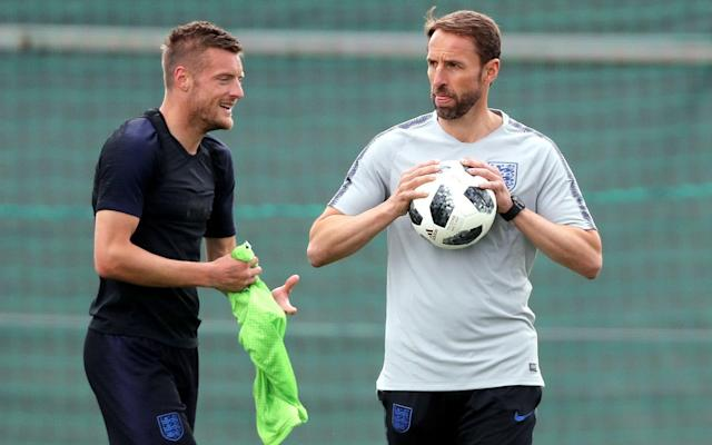 Jamie Vardy says the England squad is very close - PA