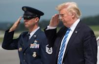 Trump to address nation on new Afghan strategy