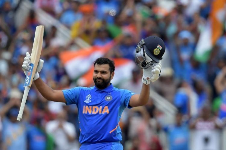 Rohit Sharma scores 4th century of World Cup 2019 to top batting charts   The News Minute