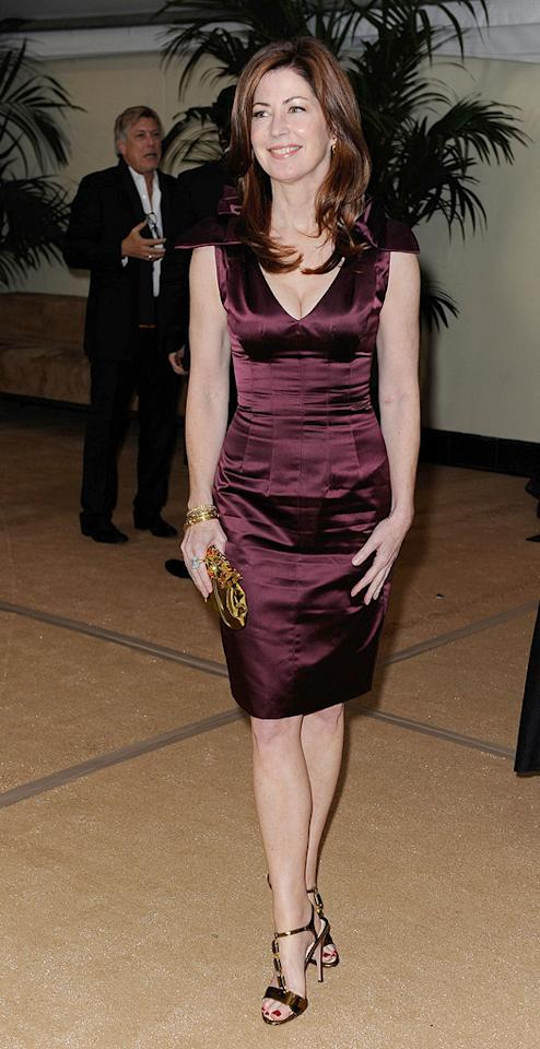 "<a href=""http://movies.yahoo.com/movie/contributor/1800025956"">Dana Delany</a> at the Academy of Motion Picture Arts and Sciences' Inaugural Governors Awards - 11/14/2009"