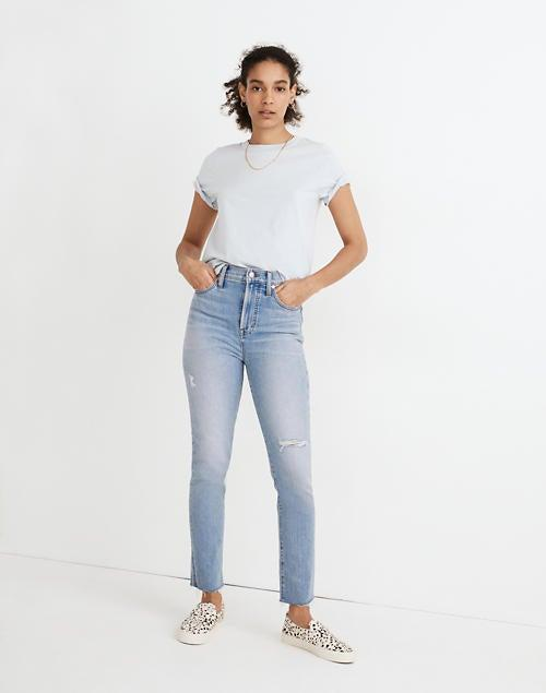 """<br><br><strong>Madewell</strong> The Perfect Vintage Jean in Coffey Wash: Worn-In Edition, $, available at <a href=""""https://go.skimresources.com/?id=30283X879131&url=https%3A%2F%2Fwww.madewell.com%2Fthe-perfect-vintage-jean-in-coffey-wash-worn-in-edition-MC492.html"""" rel=""""nofollow noopener"""" target=""""_blank"""" data-ylk=""""slk:Madewell"""" class=""""link rapid-noclick-resp"""">Madewell</a>"""