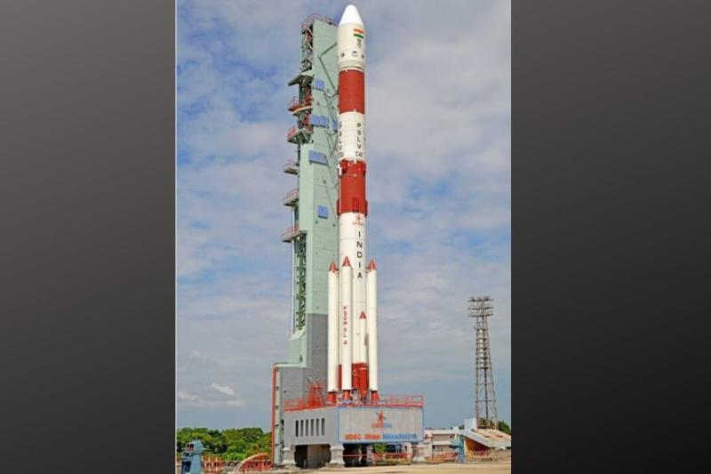 ISRO's RISAT-2BR1, 9 Other Foreign Satellites Blast Off from Sriharikota