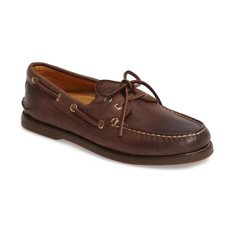 Sperry 'Gold Cup Authentic Original' Boat Shoes. (Photo: Nordstrom)
