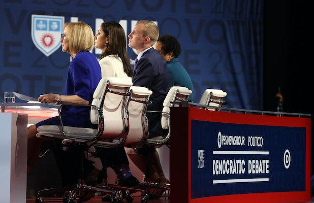 PBS and Politico's Democratic Debate the Least Watched of the Year