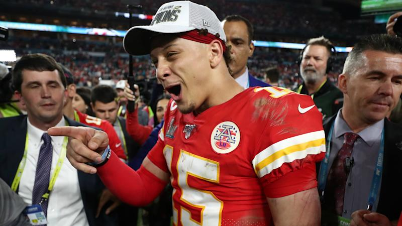 Mahomes 'ready to get back after it' after NFL safety concerns were eased