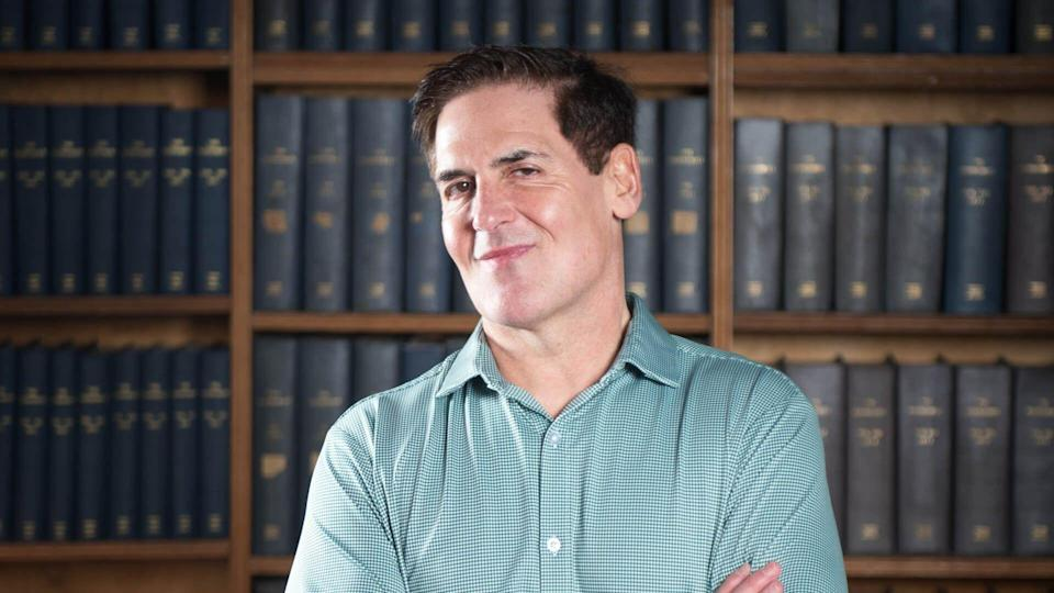 Roger Askew/The Oxford Union/REX/ShutterstockMark Cuban - American businessman, owner of NBA Dallas Mavericks, and a vocal critic of TrumpMark Cuban at the Oxford Union, UK - 24 Feb 2017.