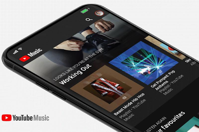 YouTube Music is set to become Google's only music streaming service (YouTube )