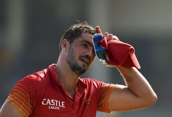 Graeme Cremer draws a meagre salary when compared to other international candidates