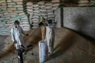 India has applied for an exclusive trademark that would grant it sole ownership of the basmati title in the European Union, setting off a dispute that could deal a major blow to Pakistan's position in a vital export market