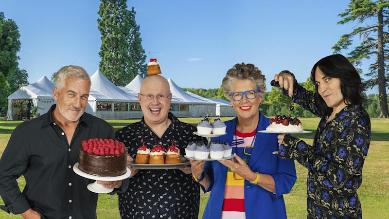 Great British Bake Off praised as 'a little slice of normality' by viewers