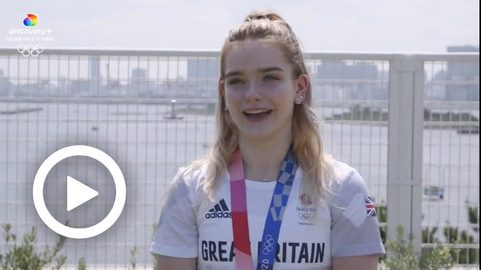 TOKYO 2020 - 'THE GIRLS ABSOLUTELY SMASHED IT' - ALICE KINSELLA ON TEAM GB'S EPIC GYMNASTICS BRONZE!