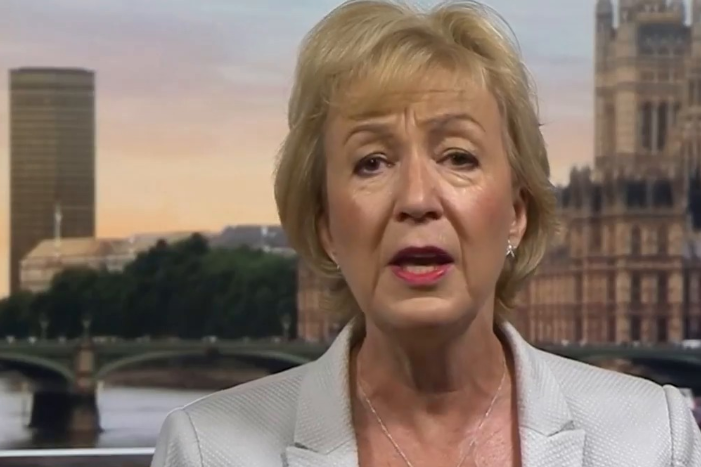 Andrea Leadsom talks on BBC Breakfast Time: BBC Breakfast Time