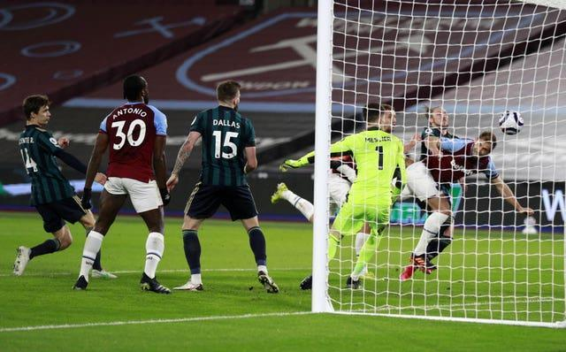 Leeds fell to defeat in their most recent trip to London at West Ham earlier this month