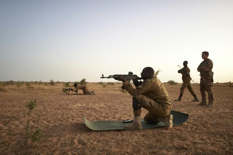 Burkina Faso's armed forces are struggling to contain a jihadist insurgency that has claimed more than 1,400 lives since 2015