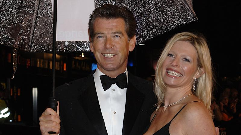 Pierce Brosnan marks anniversary of daughter's death with tribute