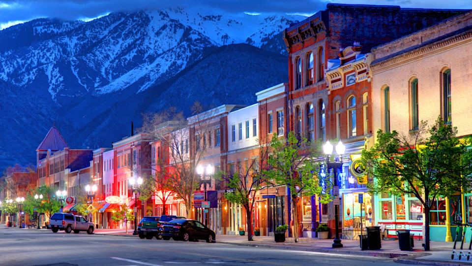 Ogden is a city and the county seat of Weber County, Utah, United States, approximately 10 miles east of the Great Salt Lake.