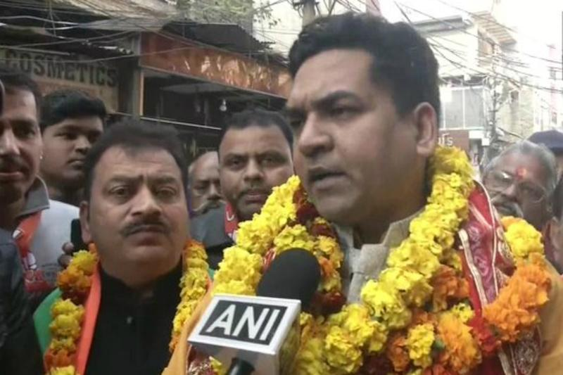'They Never Considered Afzal Guru Terrorist…': Unfazed by Criticism, Kapil Mishra Tweets Again
