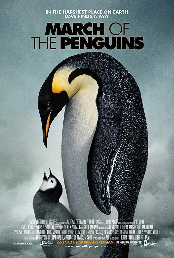 """<p>Follow this heart warming—and tear jerking—journey of the life of penguins.</p><p><a class=""""link rapid-noclick-resp"""" href=""""https://www.amazon.com/dp/B0014C3KSM?tag=syn-yahoo-20&ascsubtag=%5Bartid%7C10050.g.25336174%5Bsrc%7Cyahoo-us"""" rel=""""nofollow noopener"""" target=""""_blank"""" data-ylk=""""slk:WATCH NOW"""">WATCH NOW</a></p>"""