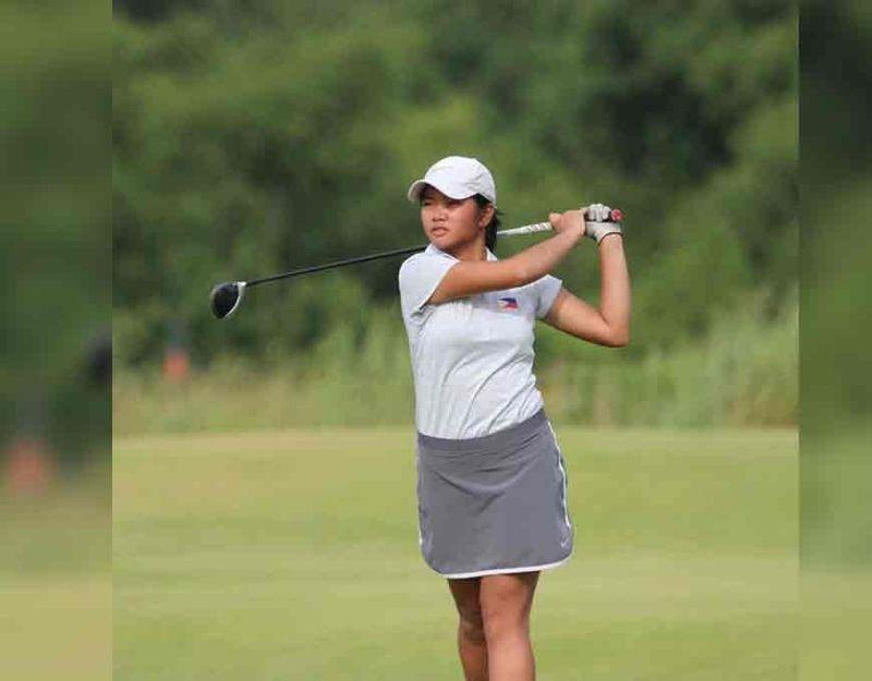 Gabasa joins Texas State women's golf team