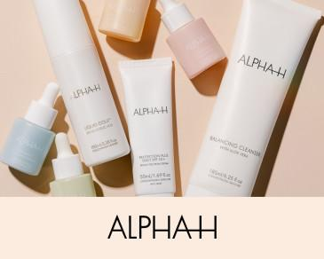 Alpha-H skincare products that are on sale