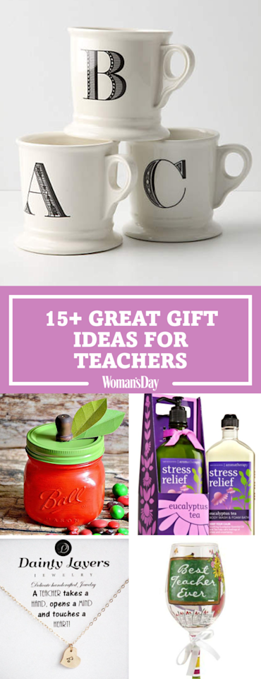 15 Great Hair Updos For Thanksgiving: 15 Great Gift Ideas For Teachers