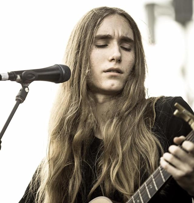 Sawyer Fredericks (Photo: Holly Tutor)