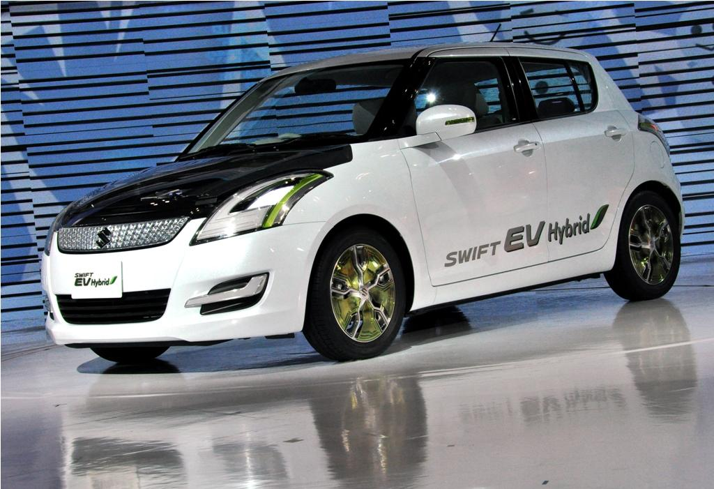 Suzuki Swift EV Hybrid