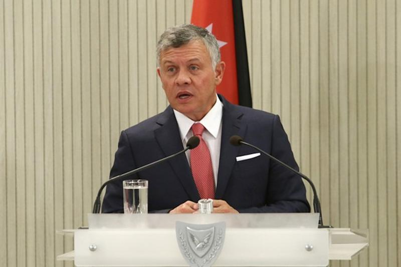 Jordan's King Abdullah Says East Jerusalem Must be Capital of Palestinian State